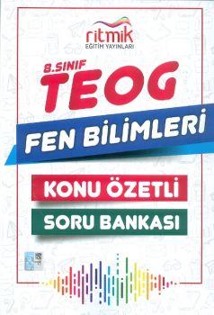 Ritmik Eğitim Yayınları 8. Sınıf TEOG Fen Bilimleri Konu Özetli Soru Bankası