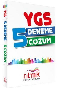 Ritmik Yayınları YGS 5 Deneme