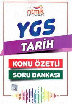 Ritmik Yayınları YGS Tarih Konu Özetli Soru Bankası