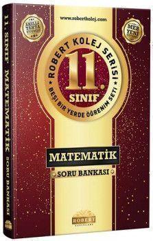 Robert Yayınları 11. Sınıf Kolej Serisi Matematik Soru Bankası