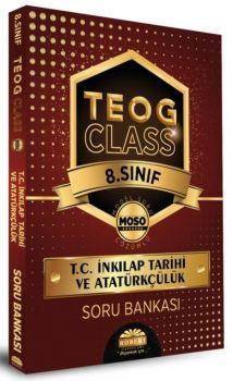 Robert Yayınları 8. Sınıf TEOG İnkılap Tarihi ve Atatürkçülük Soru Bankası