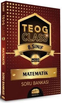 Robert Yayınları 8. Sınıf TEOG Matematik Soru Bankası