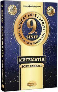 Robert Yayınları 9. Sınıf Kolej Serisi Matematik Soru Bankası