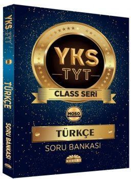 Robert Yayınları YKS 1. Oturum TYT Türkçe Soru Bankası Class Serisi