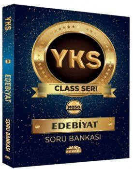 Robert Yayınları YKS Edebiyat Soru Bankası Class Serisi
