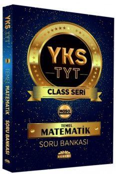 Robert Yayınları YKS 1. Oturum TYT Temel Matematik Soru Bankası Class Serisi