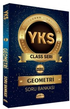 Robert Yayınları YKS Geometri Soru Bankası Class Serisi