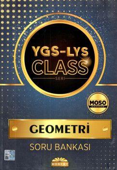 Robert Yayınları YGS LYS Geometri Class Soru Bankası