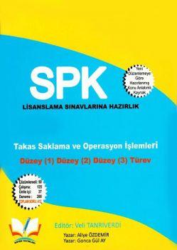 Roper Yayınları SPK Lisanslama Sınavlarına Hazırlık Takas Saklama ve Operasyon İşmlemleri