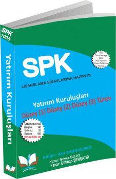 Roper Yayınları SPK Lisanslama 1005 Yatırım Kuruluşları Düzey 1 2 3 Türev