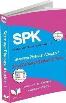 Roper Yayınları SPK SPF Lisanslama 1003 Sermaye Piyasası Araçları 1 Düzey 1 2 3 Türev