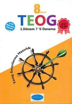 Rty Rota Yayınları 8. Sınıf TEOG 1 Tüm Dersler 7 Deneme