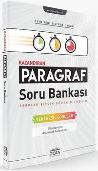 Rty Rota Yayınları Paragraf Kazandıran Soru Bankası