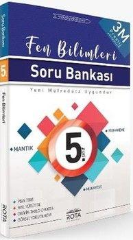 RTY Rota Yayınları 5. Sınıf Fen Bilimleri Soru Bankası