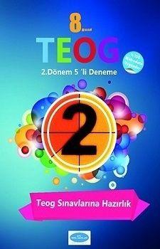 Rty Rota Yayınları 8. Sınıf TEOG 2 Deneme Sınavı 5 li