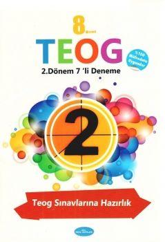 RTY Rota Yayınları 8.Sınıf TEOG 2 Deneme Sınavı 7 li