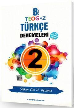 RTY Rota Yayınları 8. Sınıf TEOG 2 Türkçe Denemeleri