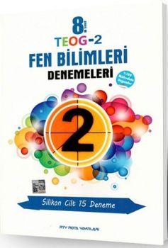 RTY Rota Yayınları 8. Sınıf TEOG 2 Fen Bilimleri Denemeleri