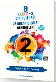 RTY Rota Yayınları 8. Sınıf TEOG 2 Din Kültürü ve Ahlak Bilgisi Denemeleri