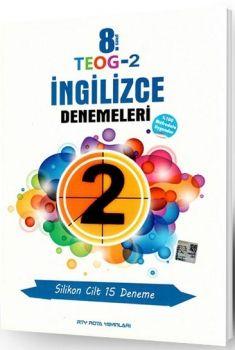 RTY Rota Yayınları 8. Sınıf TEOG 2 İngilizce Denemeleri