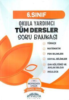 RTY Rota Yayınları 6. Sınıf Tüm Dersler Soru Bankası