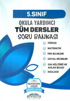 RTY Rota Yayınları 5. Sınıf Tüm Dersler Soru Bankası