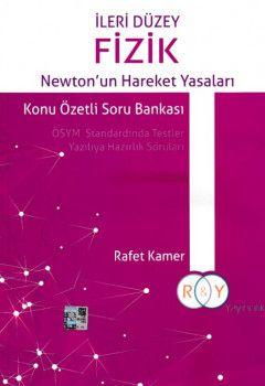 RY Yayıncılık İleri Düzey Fizik Konu Özetli Soru Bankası