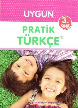 Sadık Uygun Yayınları 3. Sınıf Uygun Pratik Türkçe