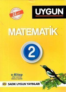 Sadık Uygun Yayınları 2. Sınıf Matematik