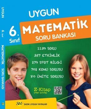 Sadık Uygun Yayınları 6. Sınıf Matematik Soru Bankası