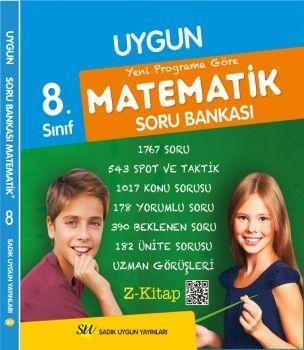 Sadık Uygun Yayınları 8. Sınıf Matematik Soru Bankası