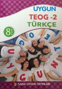 Sadık Uygun Yayınları 8.Sınıf TEOG 2 Türkçe 20 Deneme
