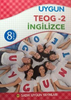 Sadık Uygun Yayınları 8.Sınıf TEOG 2 İngilizce 20 Deneme