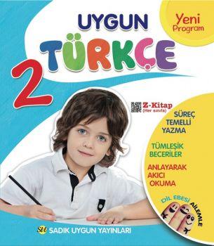 Sadık Uygun Yayınları 2. Sınıf Türkçe Z Kitap