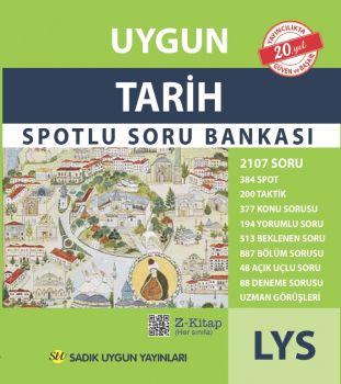 Sadık Uygun Yayınları LYS Tarih Spotlu Soru Bankası