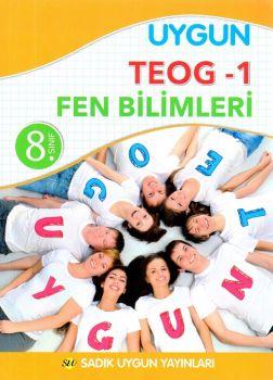 Sadık Uygun Yayınları 8. Sınıf TEOG 1 Fen Bilimleri