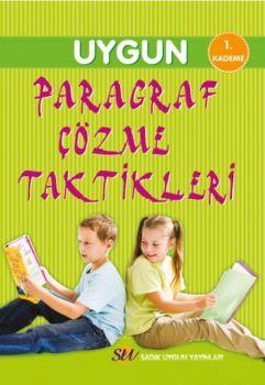 Sadık Uygun Yayınları 4. Sınıf Paragraf Çözme Taktikleri 1. Kademe