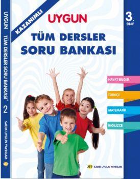 Sadık Uygun Yayınları 3. Sınıf Tüm Dersler Kazanım Soru Bankası