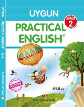 Sadık Uygun Yayınları 2. Sınıf Uygun Pratik İngilizce Z Kitap