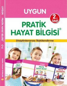 Sadık Uygun Yayınları 2. Sınıf Uygun Pratik Hayat Bilgisi
