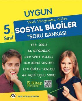 Sadık Uygun Yayınları 5. Sınıf Sosyal Bilgiler Soru Bankası