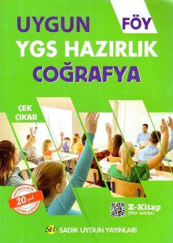 Sadık Uygun Yayınları YGS Coğrafya Hazırlık FÖY