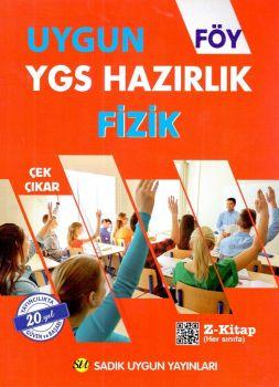 Sadık Uygun Yayınları YGS Fizik Hazırlık FÖY