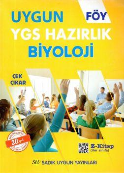 Sadık Uygun Yayınları YGS Biyoloji Hazırlık FÖY