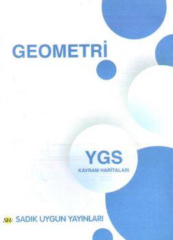 Sadık Uygun Yayınları YGS Geometri Kavram Haritaları