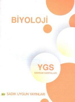 Sadık Uygun Yayınları YGS Biyoloji Kavram Haritaları