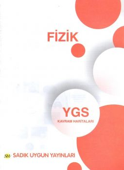 Sadık Uygun Yayınları YGS Fizik Kavram Haritaları