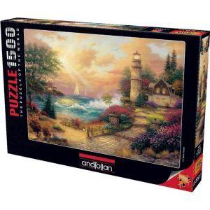 Sahil Düşleri  Seaside Dreams 1500 Parça Puzzle - Yapboz