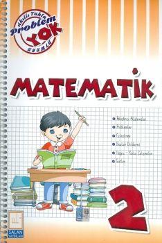 Salan Yayınları 2. Sınıf Matematik Problem Yok Akıllı Tahta Uyumlu