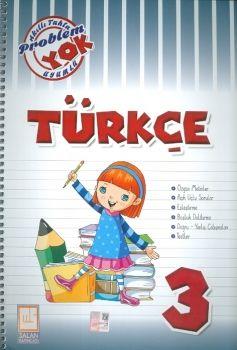 Salan Yayınları 3. Sınıf Türkçe Problem Yok Akıllı Tahta Uyumlu
